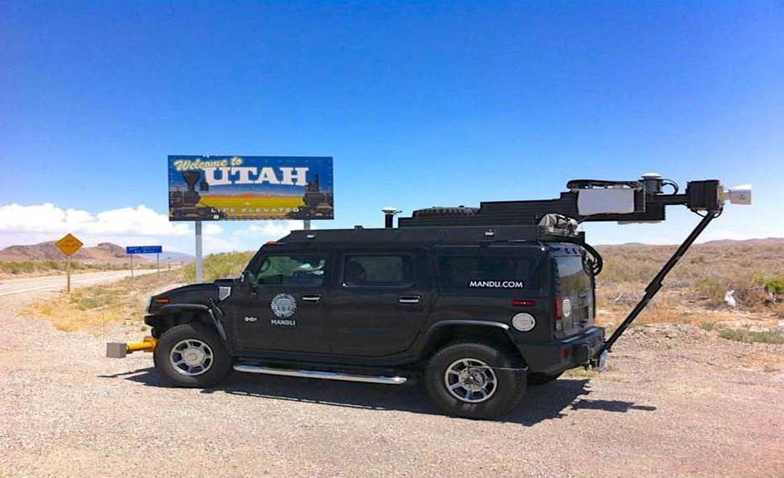 usRAP vehicle in Utah