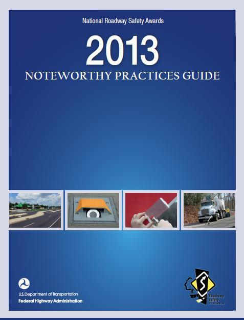 2013 Noteworthy Practices