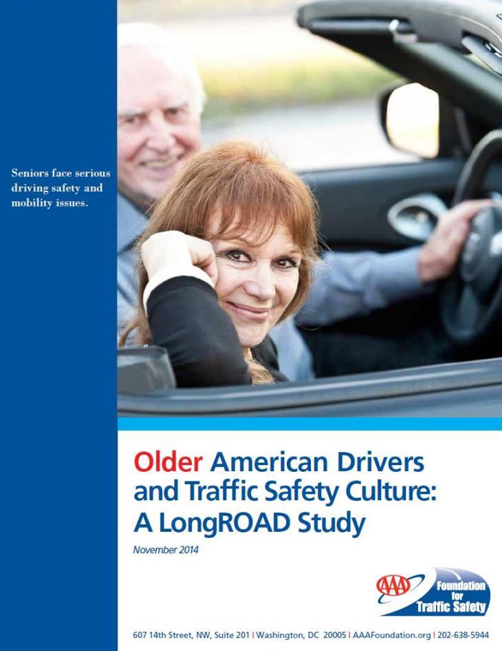 LongROAD report cover